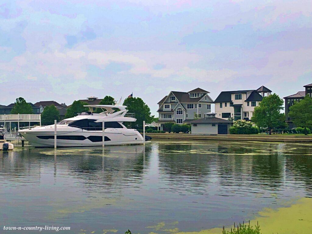 The Harbor at New Buffalo, Michigan