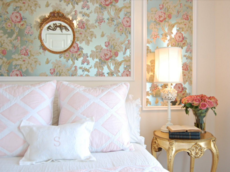 Romantic French Country Bedroom