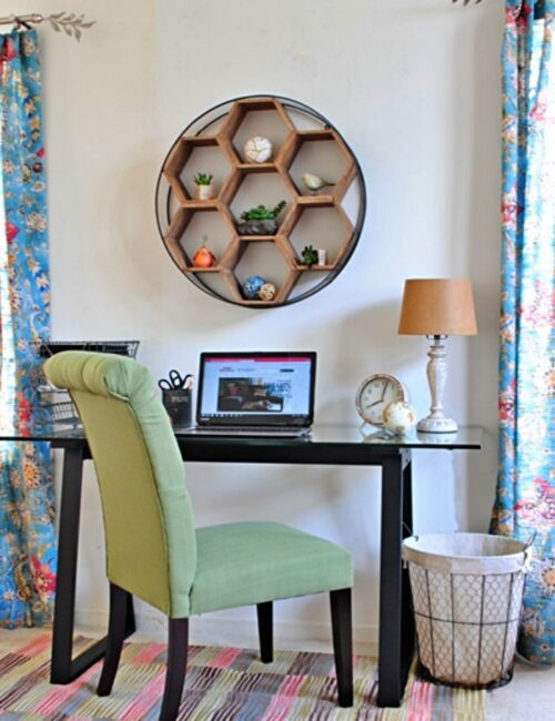 Home Office by Town and Country Living