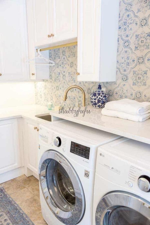 Laundry Room by Shabbyfufu