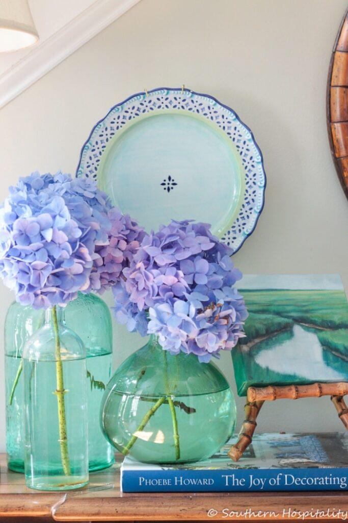 Hydrangeas by Southern Hospitality