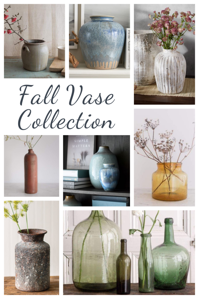 Fall Vase Collection - Where to Buy