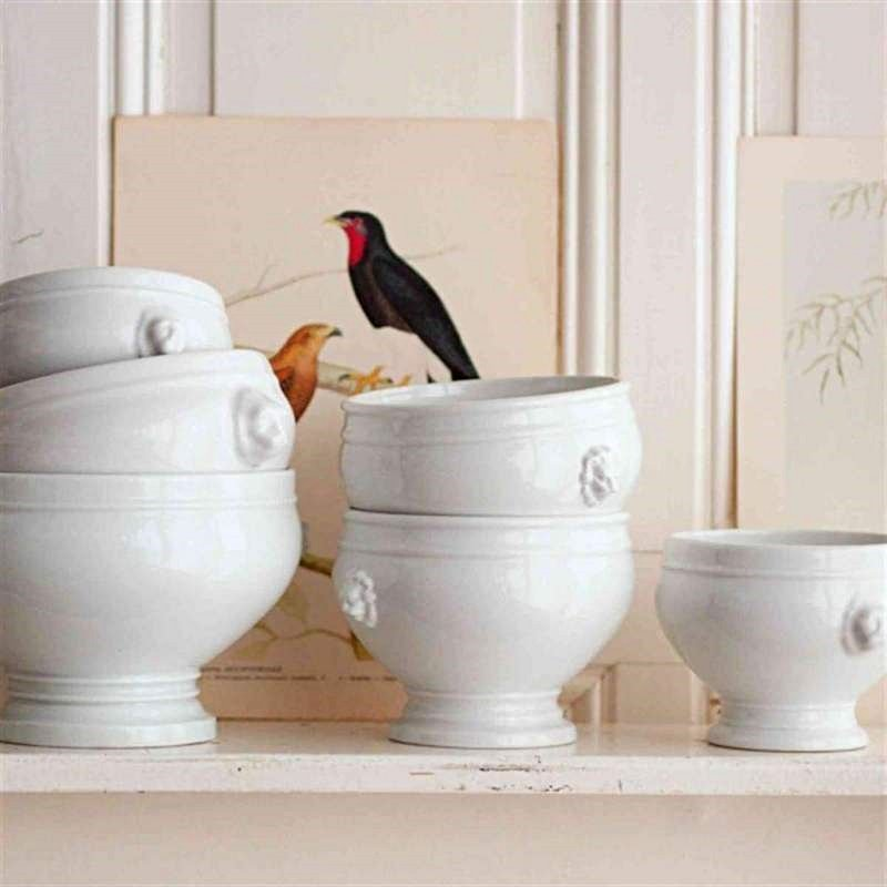Large Lion Bowls for the Kitchen