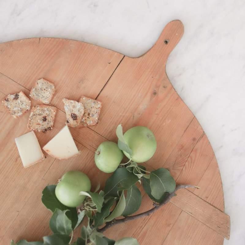 Wooden French Bread Board