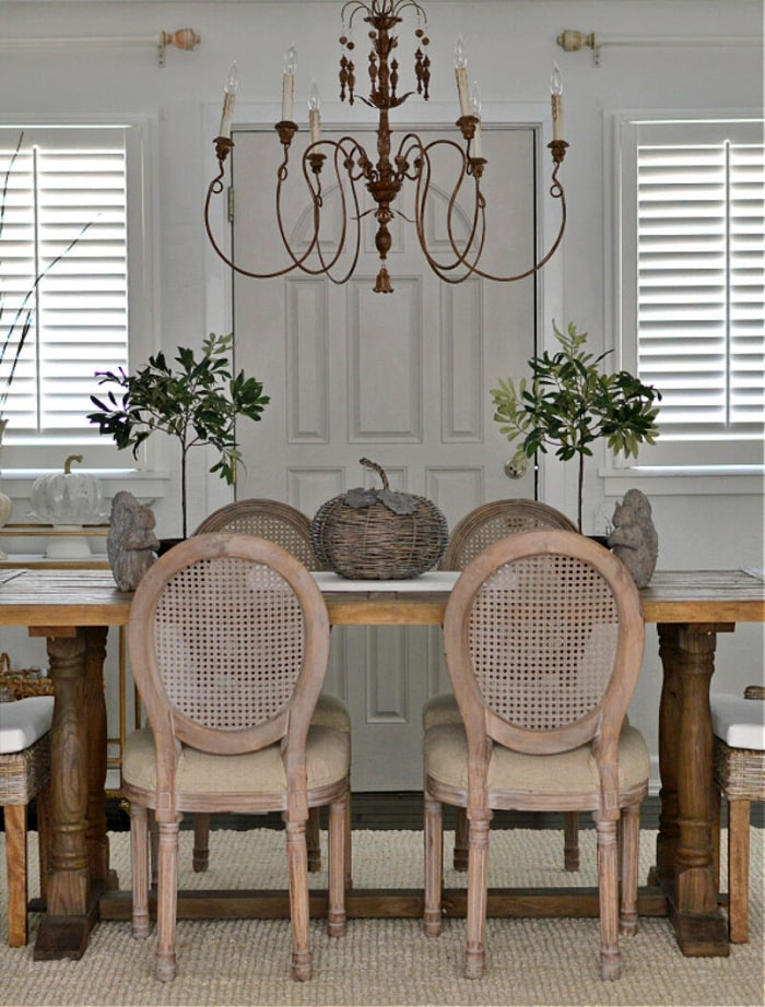 Fox Hollow Cottage Dining Room