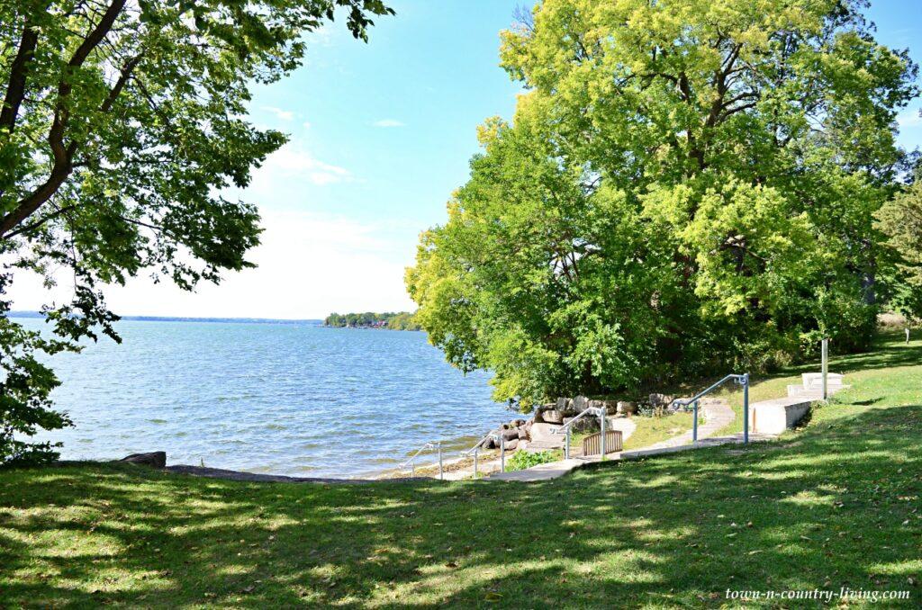 Public Access to Lake Monona in Wisconsin