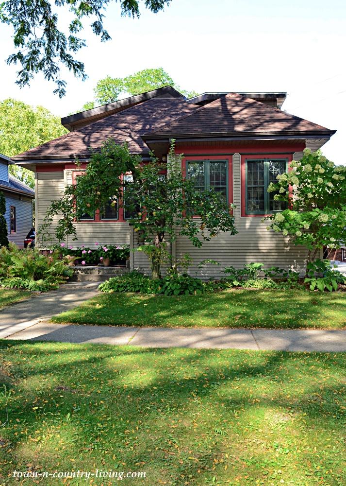 Madison Craftsman Home