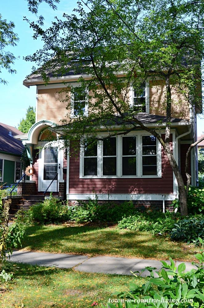 Madison craftsman-style home