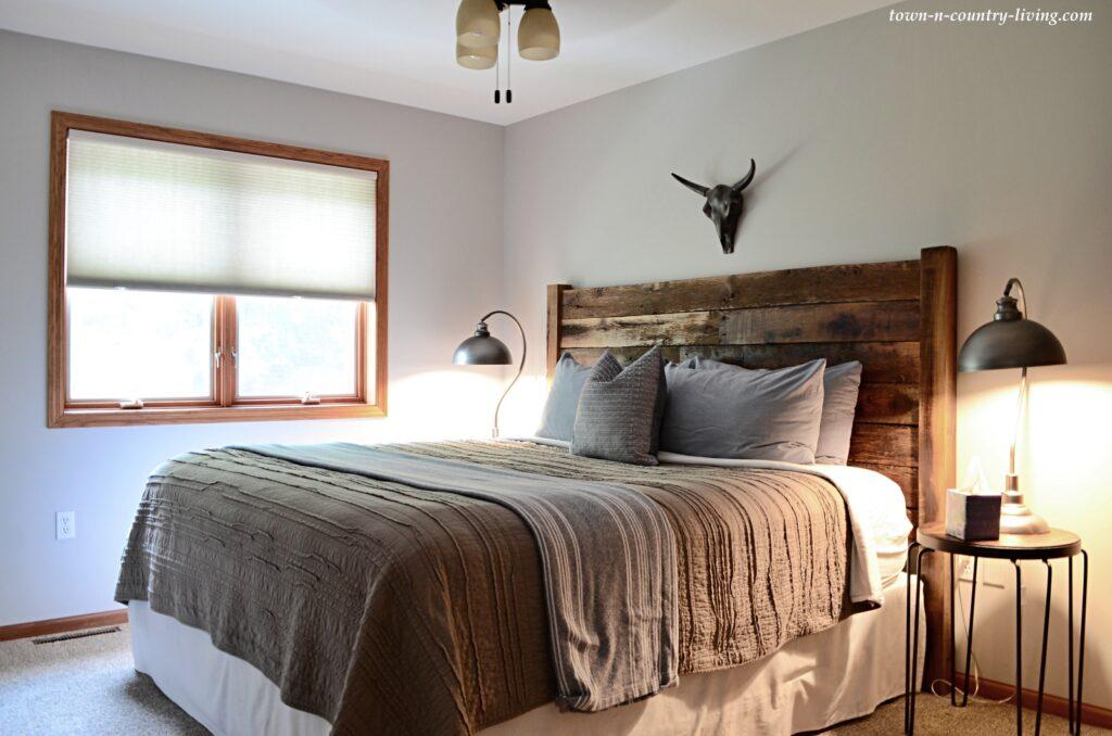 Rustic Boys Farmhouse Bedroom