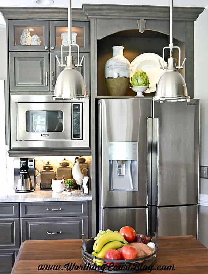 Kitchen Remodel by Worthing Court